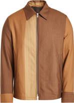 Marni Zipped Wool Jacket