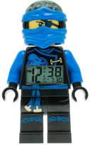 Lego Ninjago Sky Pirates Jay Mini Figure Alarm Clock