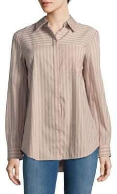 Lafayette 148 New York Brody Button-Down Shirt