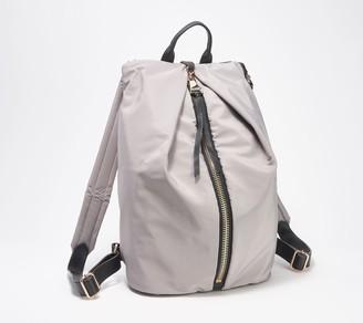 Aimee Kestenberg Large Nylon Backpack - Tamitha