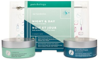 Patchology Night & Day Miracle Eye Duo Set