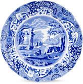 "Spode Blue Italian"" Luncheon Plate, 9"""