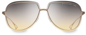 Dita Eyewear Nightbird-Three 62MM Aviator Sunglasses