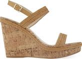 Carvela Kay braided wedge sandals