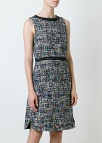Moschino Boutique Tweed Dress