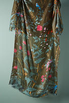 Anthropologie Forest Fairytale Scarf