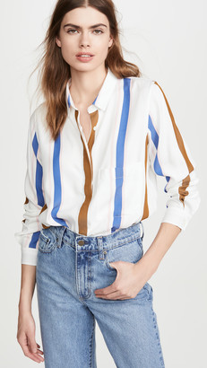 Closed Hailey Button Down