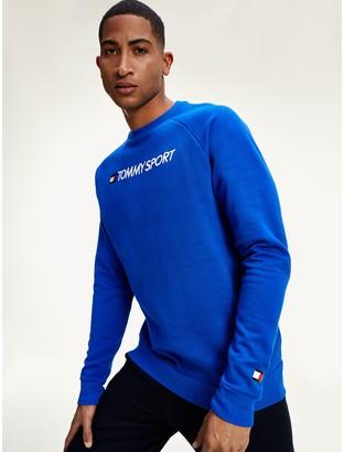 Tommy Hilfiger Performance Fleece Logo Sweatshirt