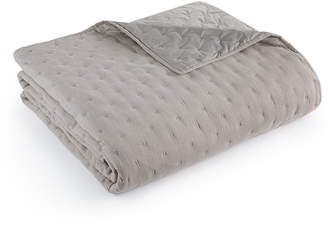 Hotel Collection Eclipse Quilted Full/Queen Coverlet, Bedding