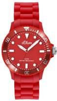 S'Oliver Women's Quartz Watch SO-2423-PQ