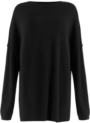 AllSaints Tara Pointelle Sweater