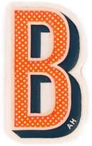 Anya Hindmarch 'B' sticker