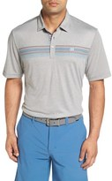 Travis Mathew Men's Cass Slim Fit Golf Polo