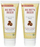 Burt's Bees Body Lotion (Pack of 3)