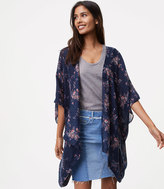 LOFT Marigold Kimono Jacket