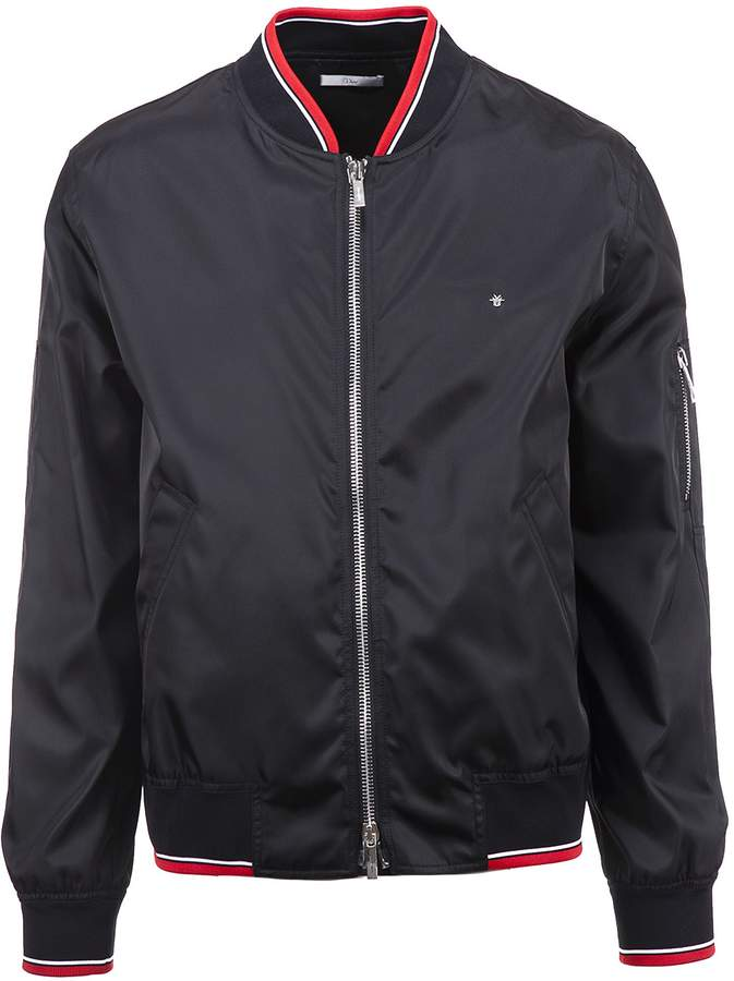 Christian Dior Zip-up Bomber