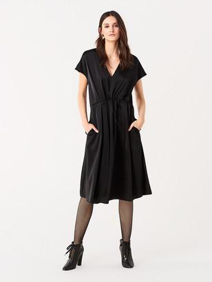 Diane von Furstenberg Cardea Soft Satin Dress