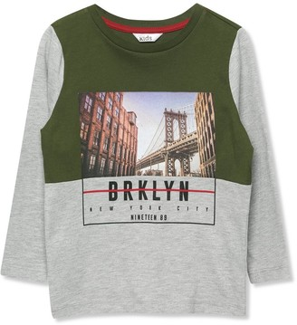 M&Co Brooklyn graphic t-shirt (3-12yrs)