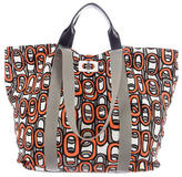 Diane von Furstenberg Abstract Printed Tote
