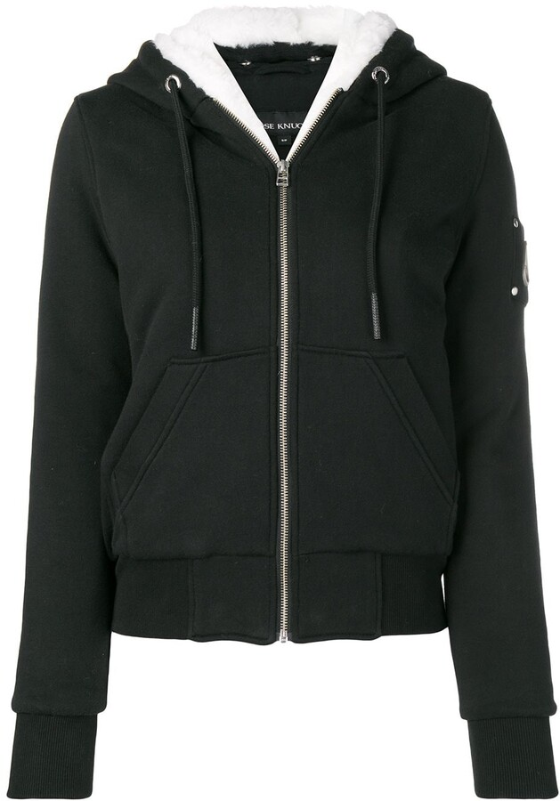 Moose Knuckles Zipped Jacket