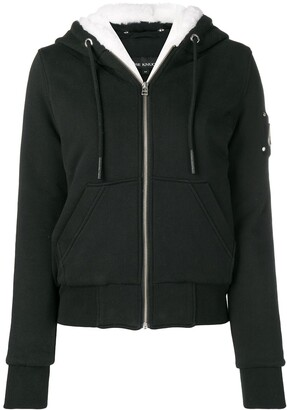 Moose Knuckles zipped jacket