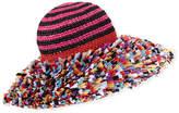 Missoni Fringe Sun Hat