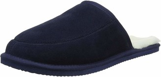 SNUGRUGS Lambswool Mule Slippers with Lightweight Sole