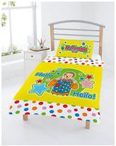 Something Special With Mr Tumble Toddler Duvet Cover Set