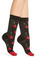 Happy Socks Women's Cherry Crew Socks