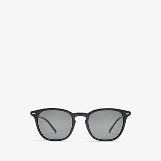 Oliver Peoples Heaton (Black/Grahpite Polarized) Fashion Sunglasses