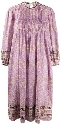 Etoile Isabel Marant Floral Print Midi Dress