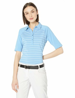 Skechers Golf Women's Backswing Half Sleeve Golf Polo