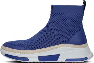 FitFlop Erin Mesh High-Top Sneakers