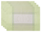 Garnier Thiebaut Eugenie Cotton Placemats (Set of 4)