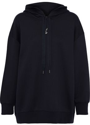 Stella McCartney Appliqued French Cotton-blend Terry Hoodie