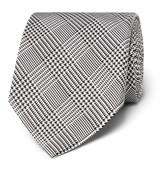 Tom Ford - 8cm Prince Of Wales Checked Silk Tie