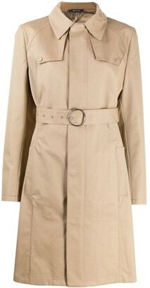 Maison Margiela Button-Front Trench Coat