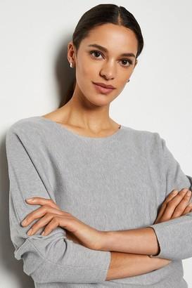 Karen Millen Long Sleeve Soft Yarn Jumper