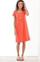 J. Jill Knit V-Neck Dress
