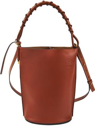Loewe Gate Top Handle Bucket Bag