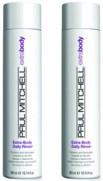 Paul Mitchell Extra-Body Daily Rinse Duo (Two Items), 10.14-oz, from Purebeauty Salon & Spa