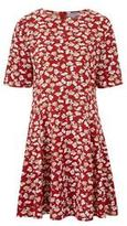 Alice & You Print Fit & Flare Dress