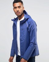 Farah Hadlow Lightweight Zip Thru Jacket With Hood