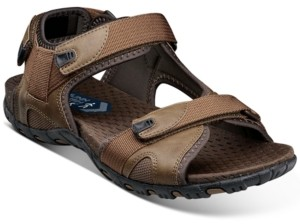 Nunn Bush Men's Rio Bravo Three Strap River Sandals Men's Shoes