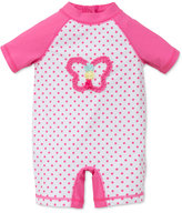 Little Me 1-Pc. Butterfly Rashguard Suit, Baby Girls (0-24 months)
