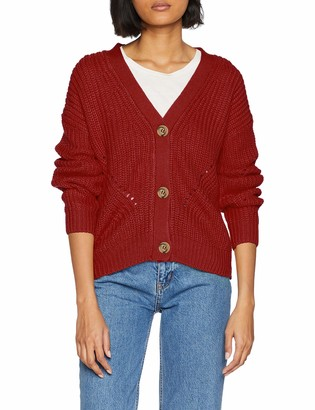 New Look Women's Chunky Button 5875163 Cardigan