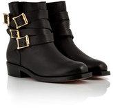 Rupert Sanderson Leather Parnassus Ankle Boots