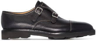 John Lobb William double-strap monk shoes