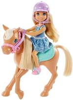 Barbie Club Chelsea Doll & Pony