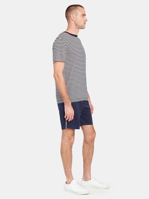 Scotch & Soda Striped Tencel T-Shirt